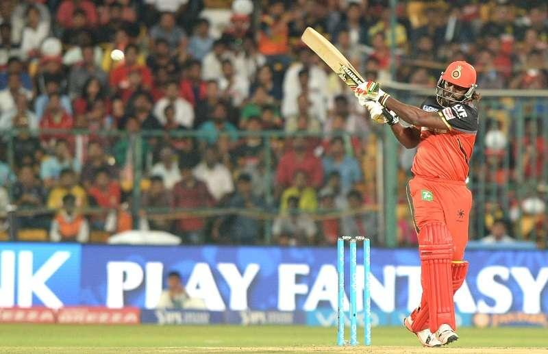 Chris Gayle RCB