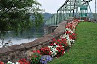 """<p>A visit to <a href=""""https://www.tripadvisor.com/Tourism-g46454-Frenchtown_New_Jersey-Vacations.html"""" rel=""""nofollow noopener"""" target=""""_blank"""" data-ylk=""""slk:this charming, serene town"""" class=""""link rapid-noclick-resp"""">this charming, serene town</a> might be just what you need. It's a great spot for biking and hiking as well as browsing the local shops. If you visit in July, be sure to check out their Bastille Day festival.</p>"""