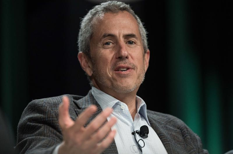 Danny Meyer, chief founder of the Union Square Hospitality Group and Shake Shack, speaks at the Forbes Under 30 Summit in Philadelphia,PA on October 21, 2014. AFP PHOTO/Nicholas KAMM (Photo credit should read NICHOLAS KAMM/AFP via Getty Images)
