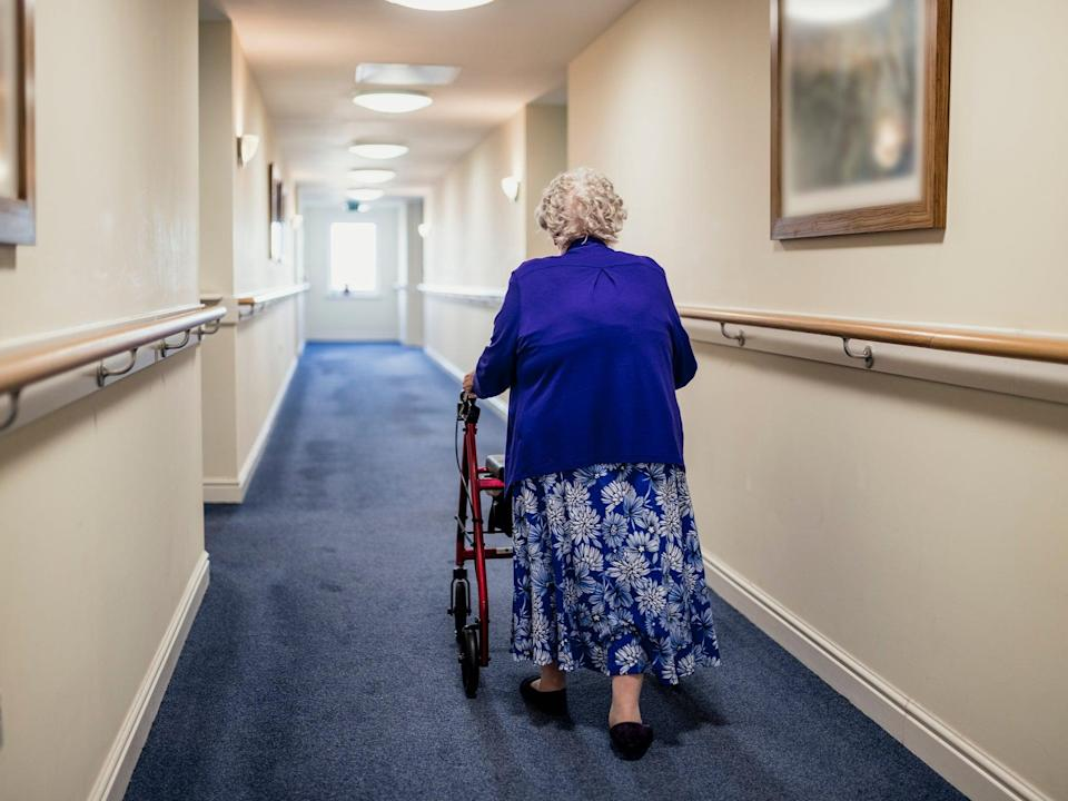 The CQC has prosecuted the owners of Curzon Hose care home near Chester after harm to an elderly resident in 2017 (Getty Images)