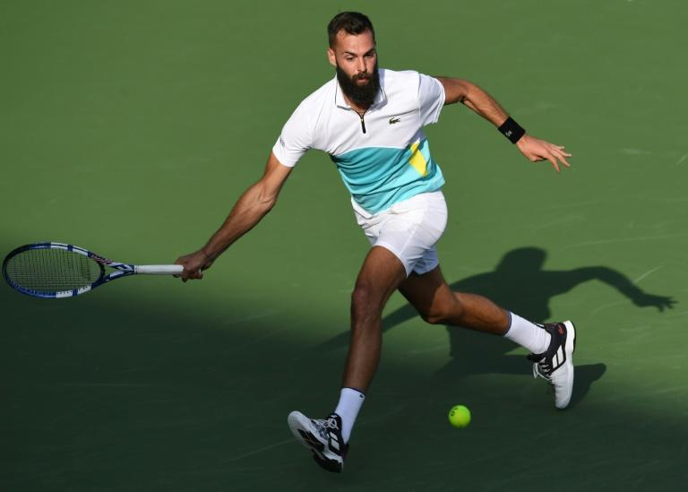 French players in contact with COVID-positive Paire remain in US Open