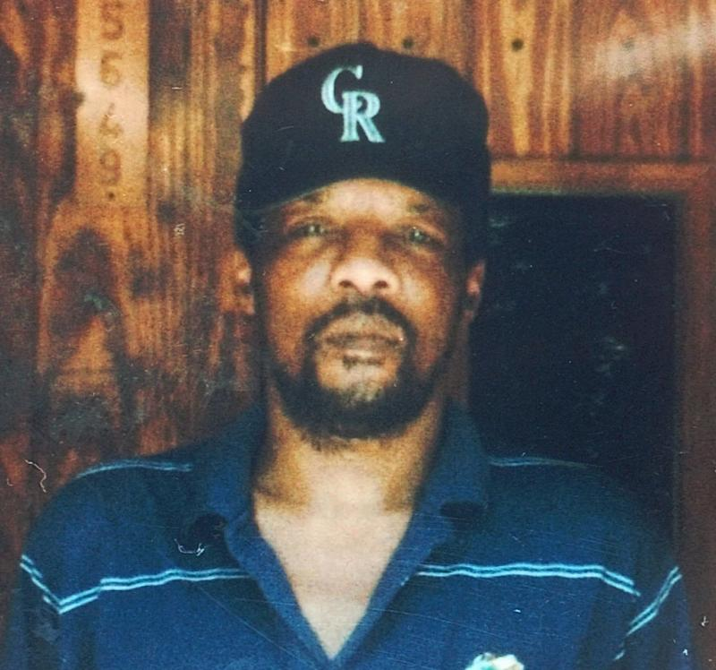 James Byrd Jr., shown in this 1997 family photo, was tied to a truck and dragged to his death along a rural East Texas road early Sunday, June 7, 1998, near Jasper, Texas. Three white men were charged Tuesday, June 9, 1998 with first degree murder in his death. (AP Photo/Byrd Family Photo) ORG XMIT: XJAS102