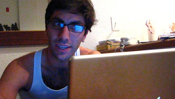 Nev Schulman in <em>Catfish</em>. (Photo: Rogue Pictures)