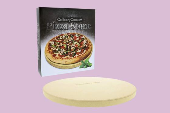 Pizza Stone Grill and Oven 15 Inch