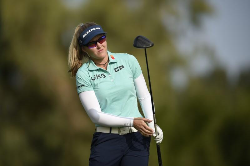 Birthday girl Henderson happy with solid start at ANA Inspiration