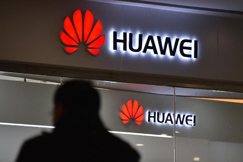 US boycott calls against Huawei cast a long shadow, but Europe is not united in its response (AFP Photo/GREG BAKER)