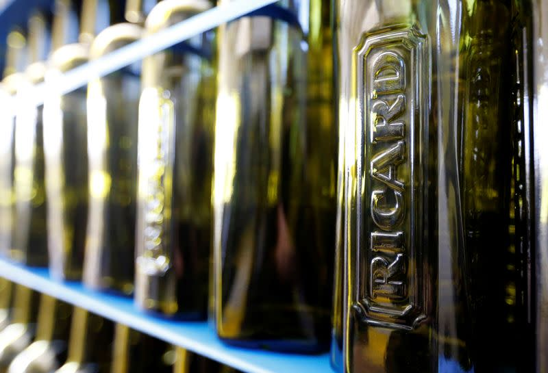 Drinks group Pernod sees 20% hit to operating profit due to coronavirus