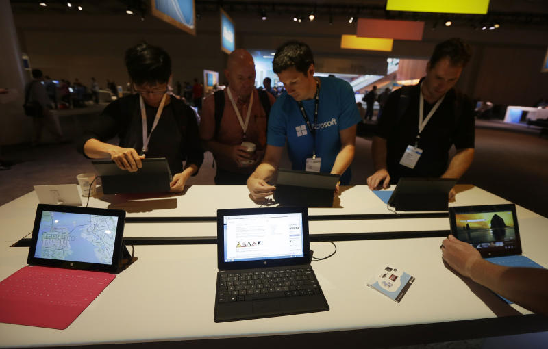 Review: Windows 8.1 widens gap with older PCs