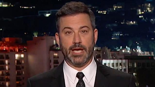 Jimmy Kimmel took great delight Monday in celebrating the almost certain death of a Senate bill which was meant to repeal the Affordable Care Act.
