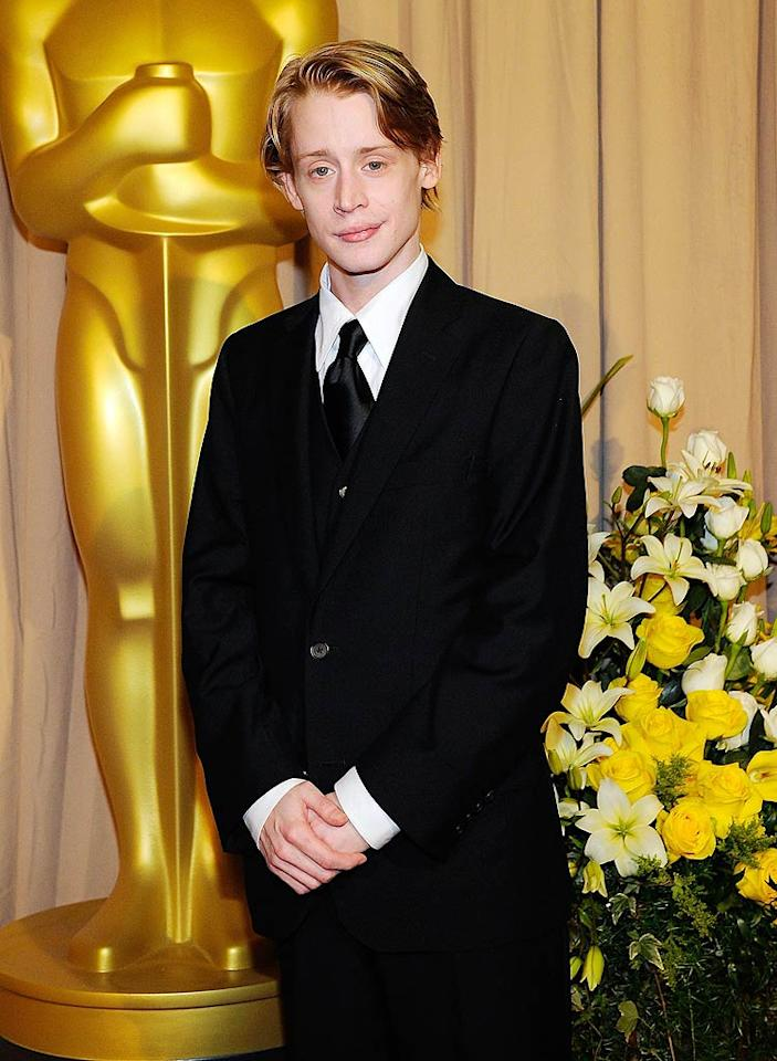 "Macaulay Caulkin turns 31. Kevork Djansezian/<a href=""http://www.gettyimages.com/"" target=""new"">GettyImages.com</a> - March 7, 2010"