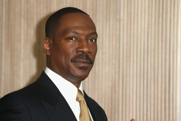 Eddie Murphy attends the 20th Annual Hollywood Film Awards on Nov. 6, 2016, in Beverly Hills, Calif. (Photo: Frederick M. Brown/Getty Images)