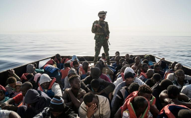 Libya has become a key gateway for migrants since the 2011 fall of dictator Moamer Kadhafi