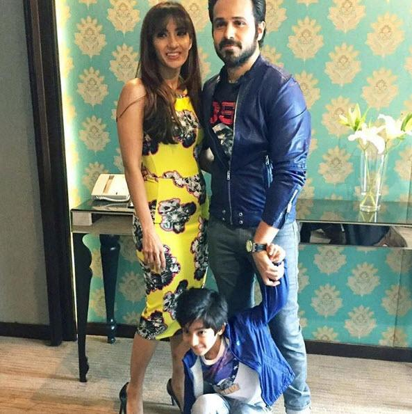 <p>The serial kisser of Bollywood is a dedicated husband and a doting father. He married his long-time girlfriend, Parveen Shahani at the age of 25. They make a picture-perfect family together. </p>
