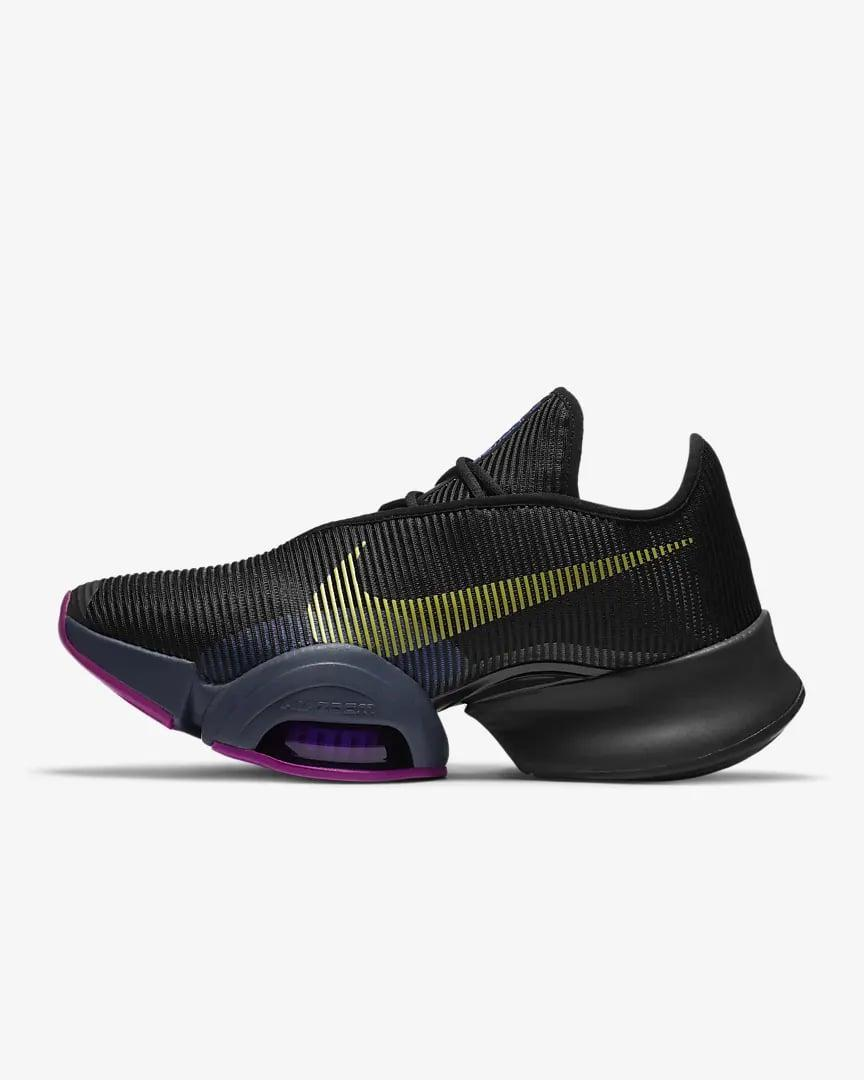 <p>Training sessions call for these cult-favorite <span>Nike Air Zoom SuperRep 2 HIIT Class Shoe</span> ($106, originally $120). It's no wonder our readers love them.</p>
