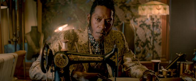 Screengrab pulled by EPs Orlando Jones