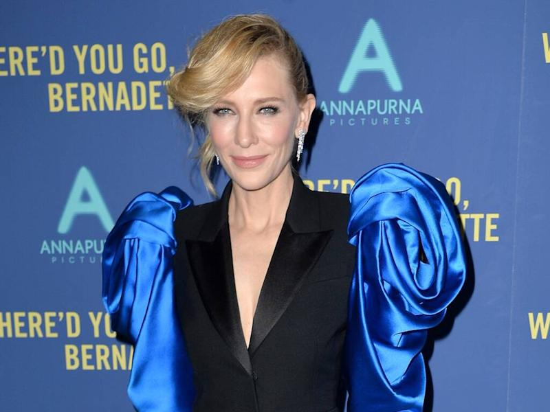 Cate Blanchett: 'I'm not dressing for anyone's approval'
