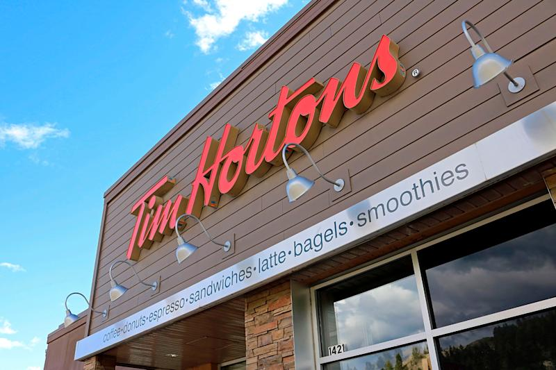 Tim Hortons says it's trying to modernize its Roll Up the Rim to Win contest with the introduction of digital play. (Photo: Getty Images)