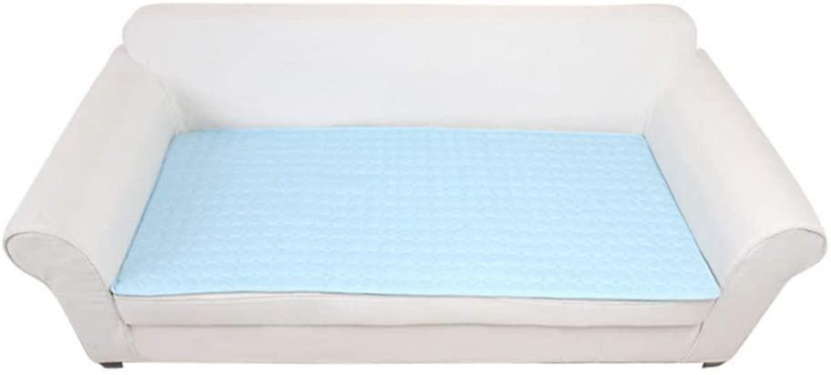 Vaslon Cooling Mat (couch not included).