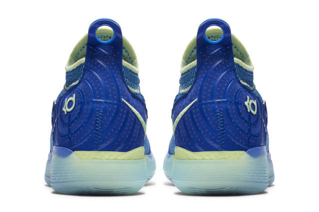 A first look at the most advanced model in Kevin Durant's signature line yet.