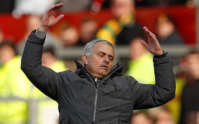 Mourinho has, in recent weeks, publicly criticised a number of his playersCredit: REUTERS