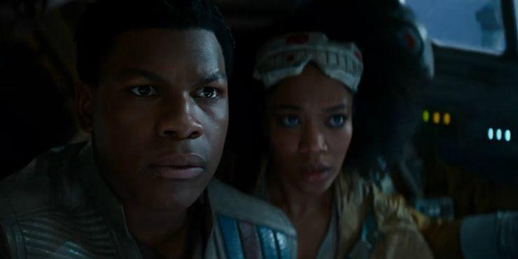Finn and Jannah in The Rise of Skywalker (Credit: Lucasfilm/Disney)