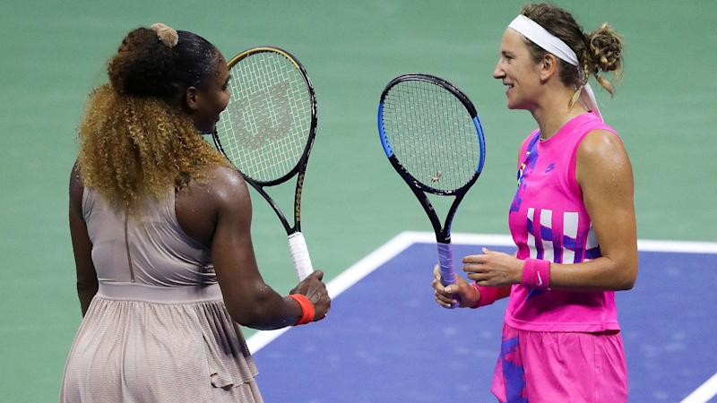 US Open 2020: Serena's wait for record-tying Slam title continues with loss to Azarenka