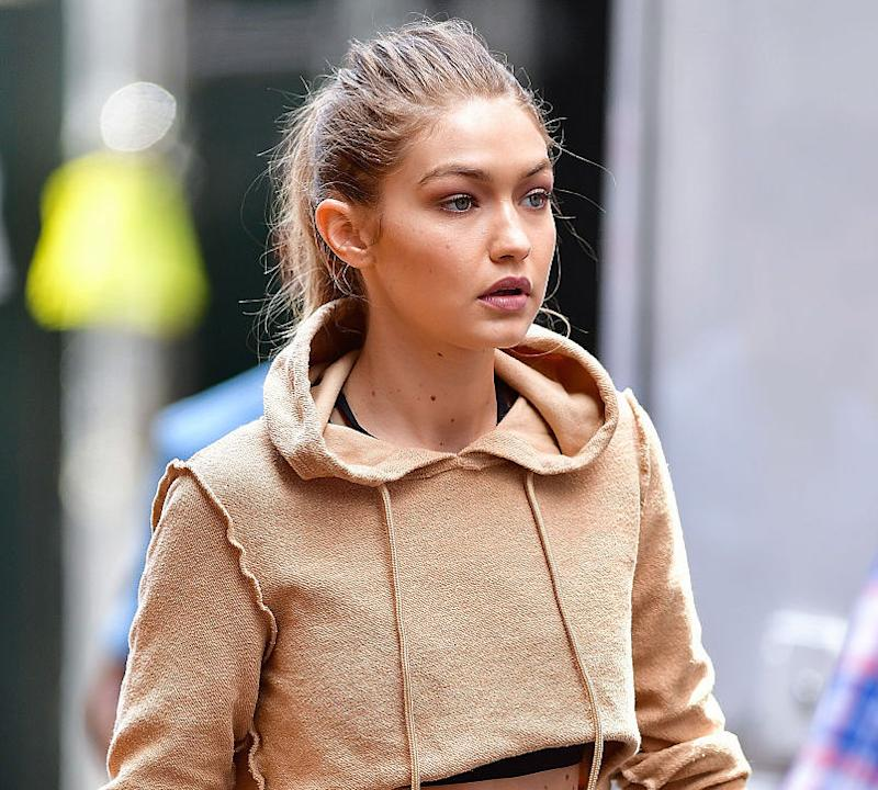 Gigi Hadid responded so elegantly to someone on Instagram who skinny-shamed her
