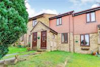 """<p>Over in Tadworth, this three-bedroom <a href=""""https://www.housebeautiful.com/uk/lifestyle/property/"""" rel=""""nofollow noopener"""" target=""""_blank"""" data-ylk=""""slk:property"""" class=""""link rapid-noclick-resp"""">property</a> has an entrance hall, open-plan reception room and a separate garden aspect room — perfect for unwinding. </p><p>'This property has a fantastic semi-rural location with easy access to Epsom, Banstead and Sutton and also has sought after features including a southerly facing rear garden and parking,' add Zoopla.<br></p><p>This property is currently on the market for £300,000 with Leaders via <a href=""""https://www.zoopla.co.uk/for-sale/details/57575052/"""" rel=""""nofollow noopener"""" target=""""_blank"""" data-ylk=""""slk:Zoopla"""" class=""""link rapid-noclick-resp"""">Zoopla</a>.</p>"""