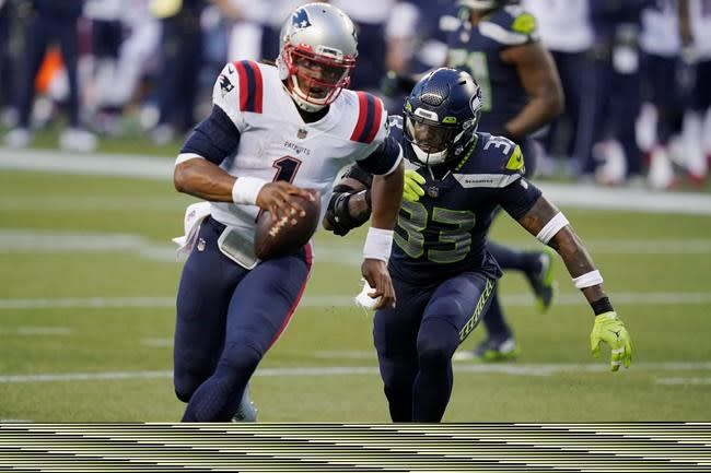 Newton nearly pulls off comeback, but Patriots fall short