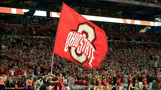 Ohio State players, coaches and administration denied the alleged racial slur ever happened. (AP)