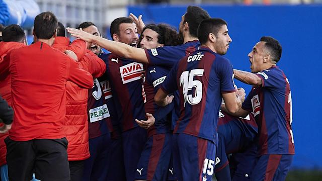 Santiago Solari's spell as full-time Real Madrid coach got off to a desperate start as Eibar secured a fully deserved 3-0 win on Saturday.