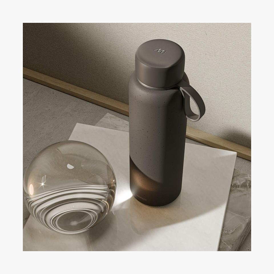 <p>With just a swipe of their finger, this smart <span>Monos Kiyo Bottle</span> ($70) has UVC technology, which can purify drinking water. They'll love using it, and it's easy to clean.</p>