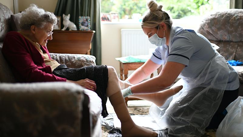 Indoor visits delayed as care homes go without regular tests