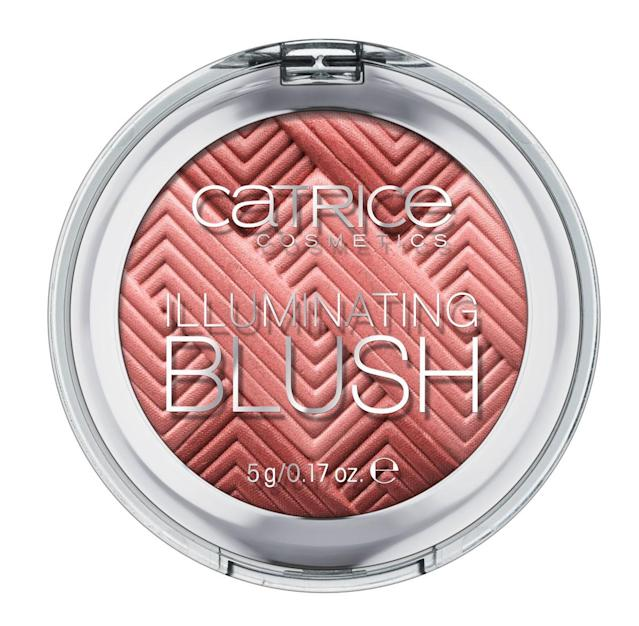 "<p>On steamy days where you simply can't bring yourself to put on any full coverage foundation or concealers, a few light sweeps of blush may be all you need to give a lit-from-within refresh to your face. This luminizing blush is not only budget-friendly, but it also adds a rose pearl-like pinch of color to your cheeks that's simply stunning. (<a href=""http://www.ulta.com/illuminating-blush?productId=xlsImpprod12831043"" rel=""nofollow noopener"" target=""_blank"" data-ylk=""slk:$6"" class=""link rapid-noclick-resp"">$6</a>, ulta.com) </p>"