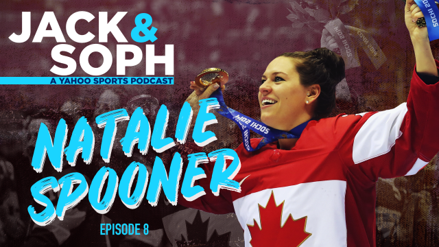 Olympic Champion and Amazing Race Canada runner up Natalie Spooner