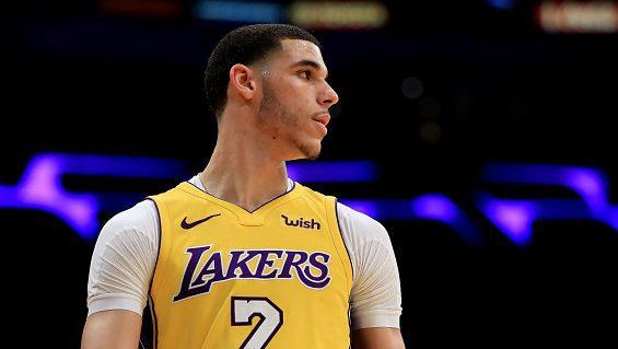 Lakers guard Lonzo Ball has torn meniscus in left knee