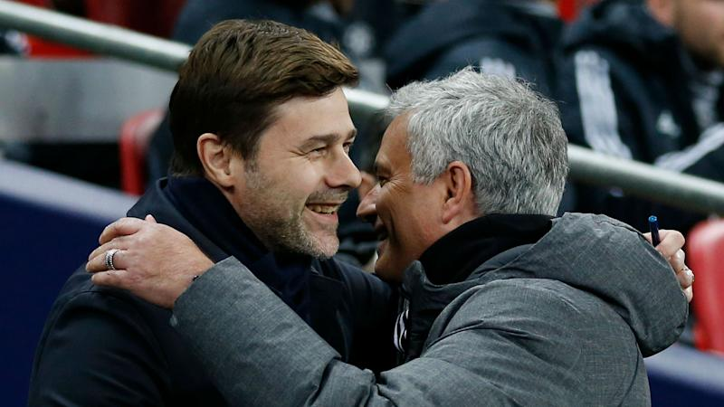 'I am so happy he's at Tottenham' - Pochettino glad to see Mourinho named as Spurs replacement