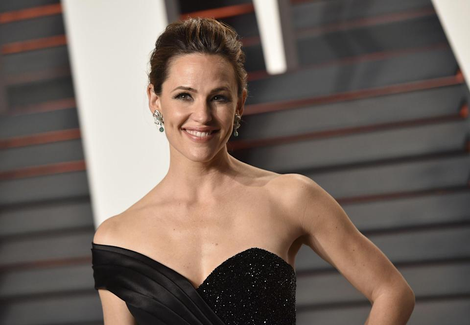 """<p>If her Instagram account is anything to go by, Jennifer Garner has a good sense of humour. The actress often shares fun snippets of her life, videos from her <a href=""""https://www.instagram.com/p/CIRFL6Tjo7Y/"""" rel=""""nofollow noopener"""" target=""""_blank"""" data-ylk=""""slk:Pretend Cooking Show"""" class=""""link rapid-noclick-resp"""">Pretend Cooking Show</a> (she bakes and makes with a very special guest – her mum), memes she's chuckled at, experiments gone wrong, and the realities of endless lockdowns. </p><p>But in amongst the laughs, there are some real-time behind the scenes snaps of her <a href=""""https://www.womenshealthmag.com/uk/food/a36348983/jennifer-garner-diet/"""" rel=""""nofollow noopener"""" target=""""_blank"""" data-ylk=""""slk:daily diet"""" class=""""link rapid-noclick-resp"""">daily diet</a>, <a href=""""https://www.womenshealthmag.com/uk/fitness/a35597237/i-tried-jennifer-garner-workout-routine/"""" rel=""""nofollow noopener"""" target=""""_blank"""" data-ylk=""""slk:workout routine"""" class=""""link rapid-noclick-resp"""">workout routine</a> and skincare regime, too – all things that keep the 49-year-old feeling and looking so well. </p><p>Read on for the 10 wellness habits we know Garner practises regularly. </p>"""