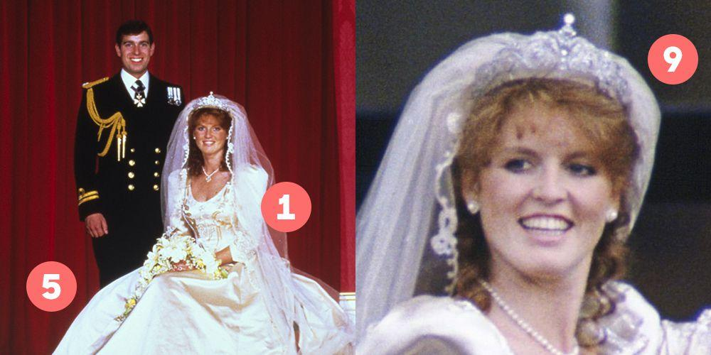 On Your Wedding Day By Unknown: 10 Hidden Details You Didn't Know About Sarah Ferguson's