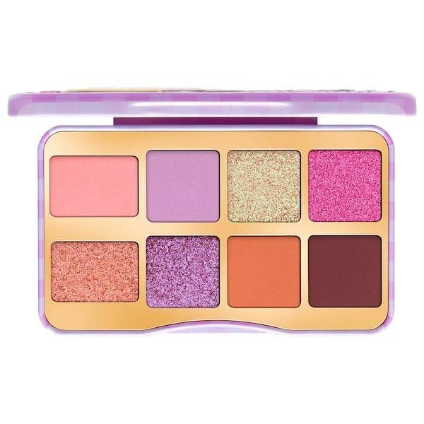 <p>The eight colors in this new <span>Too Faced Mini That's My Jam Eye Shadow Palette</span> ($27) were inspired by berries - and all smell like them, too.</p>