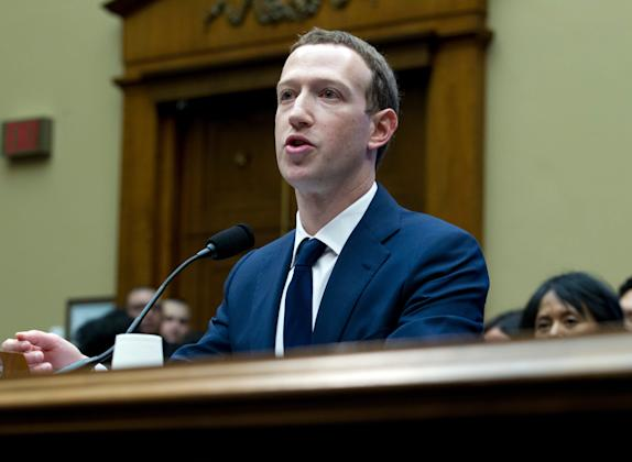 Zuckerberg's Personal Data Also Leaked In Cambridge Analytica Scandal