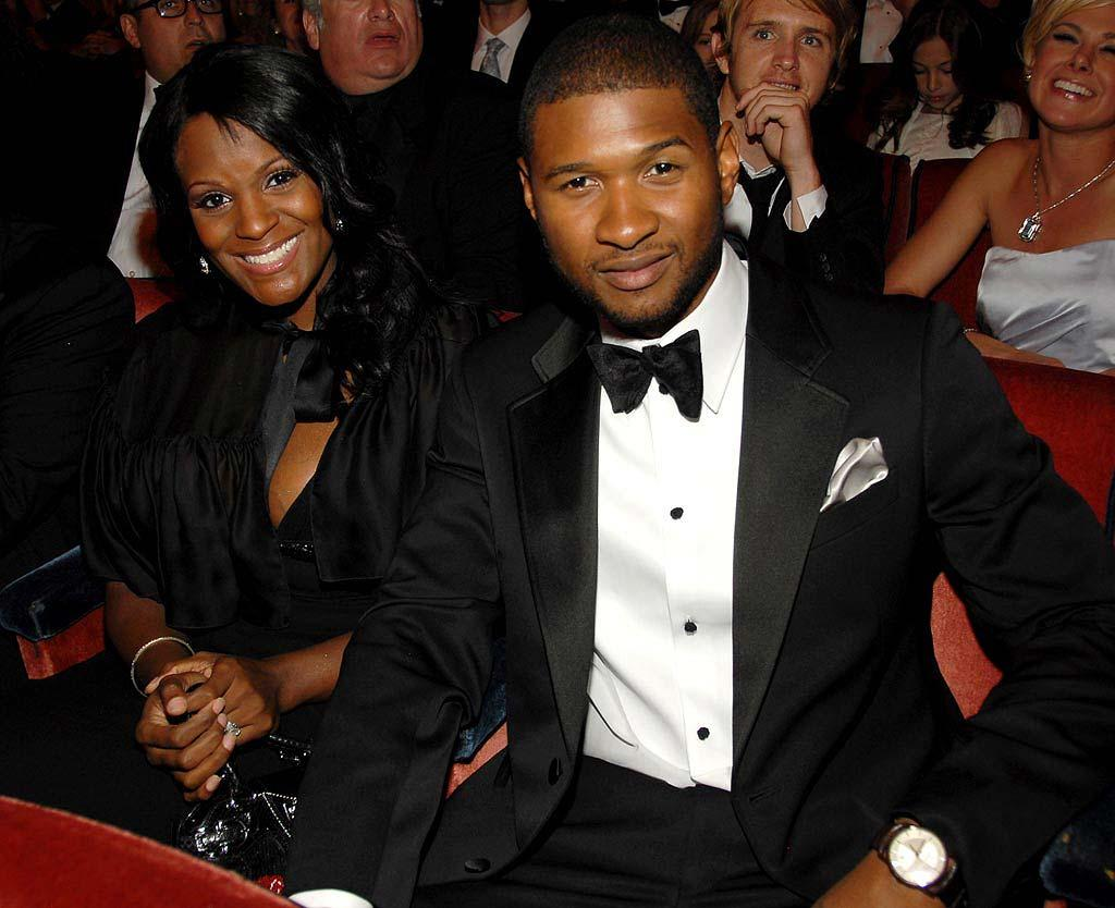 "Let's hope Tracey and Eddie have better luck than Tameka Foster and Usher. The couple's wedding was called off mere hours before it was supposed to take place on Saturday. No further explanation was given. Kevin Mazur/<a href=""http://www.wireimage.com"" target=""new"">WireImage.com</a> - June 10, 2007"