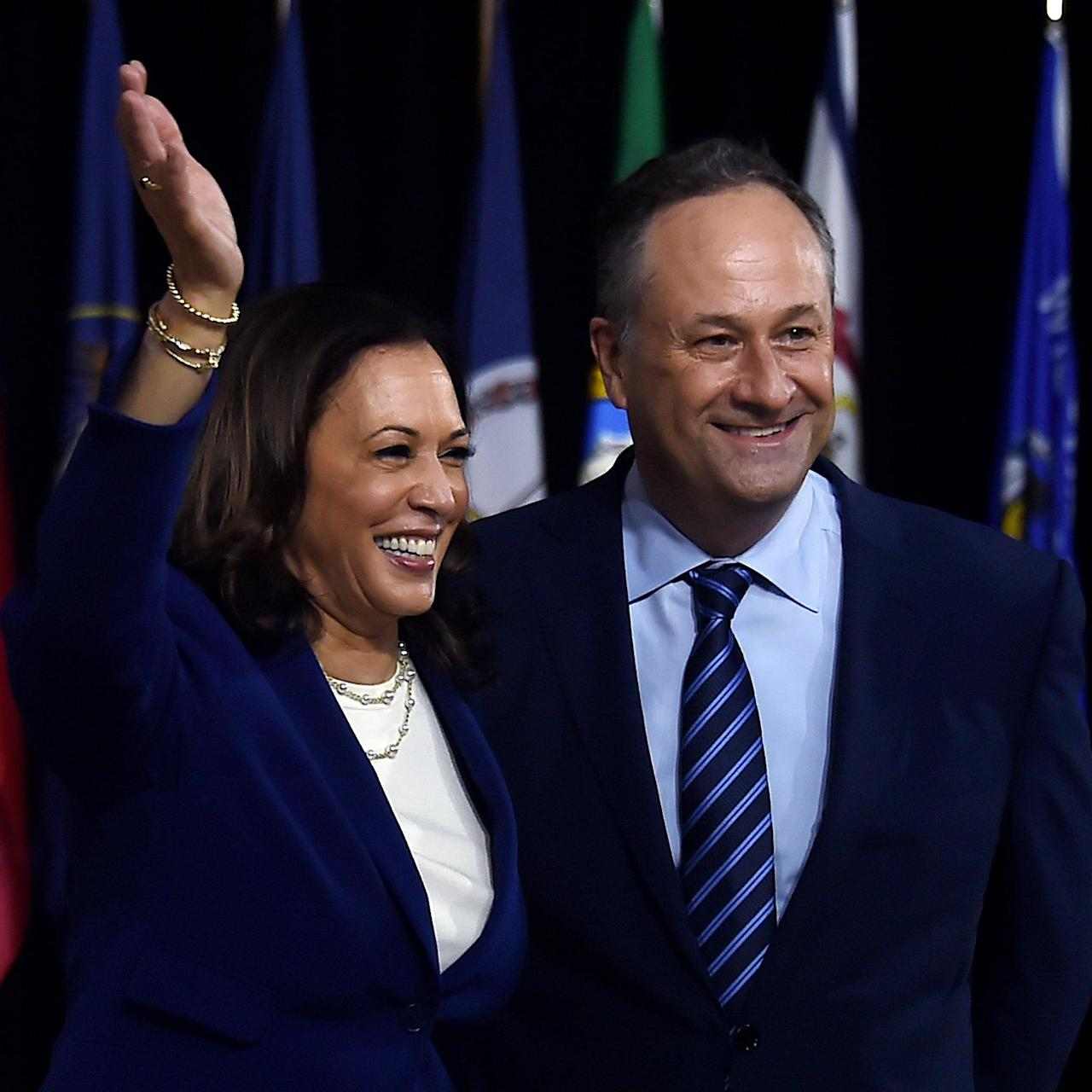 Kamala Harris And Her Husband Met In A Surprisingly Relatable Way