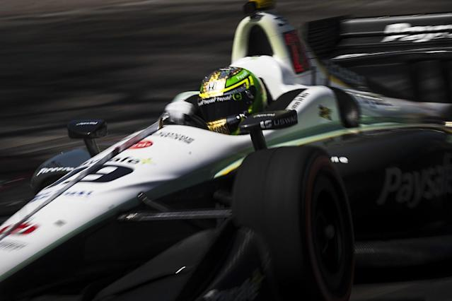 DCR fills Fittipaldi seat for Indy road course race