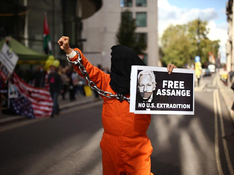 The Assange extradition case is an unprecedented attack on press freedom - so why's the media largely ignoring it?