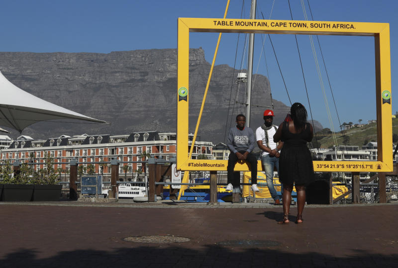Virus Outbreak South Africa Tourism