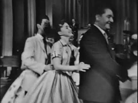 "<p>The whole family can work off that big ham supper on Easter Sunday with The Bunny Hop, an easy dance from the 1950s. First popularized by band leader Ray Anthony, this is a more up tempo version from Lawrence Walk and his orchestra.</p><p><a href=""https://www.youtube.com/watch?v=R7rQVQNReAE"" rel=""nofollow noopener"" target=""_blank"" data-ylk=""slk:See the original post on Youtube"" class=""link rapid-noclick-resp"">See the original post on Youtube</a></p>"