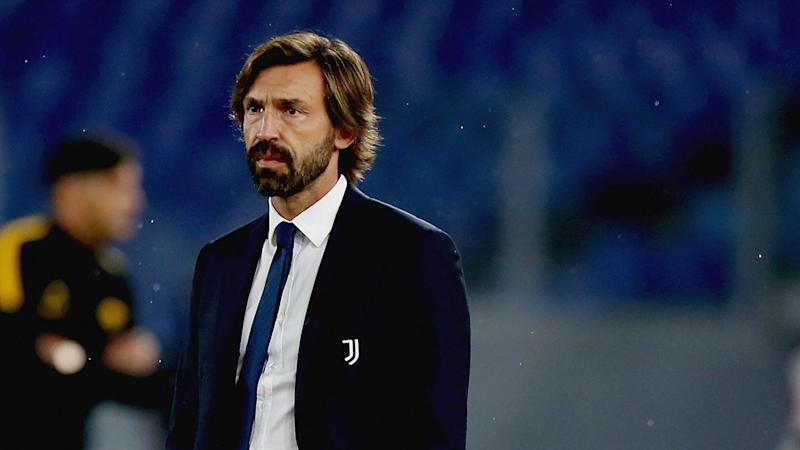 'A step backwards' - Pirlo admits Juventus are a team under construction after Roma draw