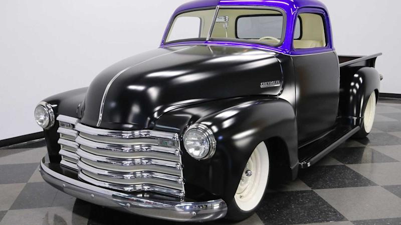 Buy This Gorgeous 1950 Chevy 3100 Restomod
