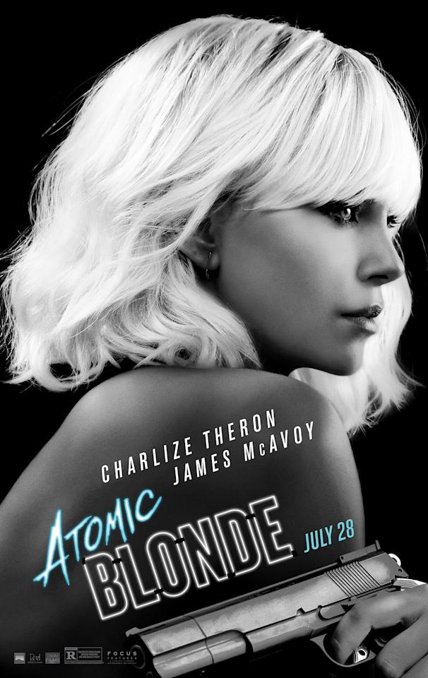 <p>Atomic Blonde (Universal Pictures) </p>